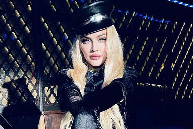 Madonna vypadá úplně jinak než na fotkách na Instagramu: Jak vypadala Madonna na jednom ze svých posledních koncertů