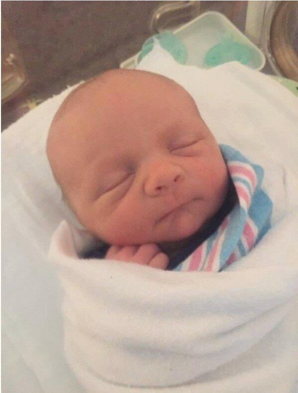 """""""Říkali, že když se narodí, nepřežije"""": lékaři udělali císařský řez a čekali na nejhorší"""