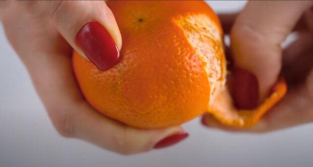 """Proč nelze vyhazovat kůru z mandarinky: """"Mají osmnáct užitečných použití"""""""