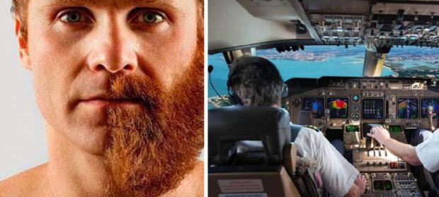 """""""Proč by pilotům nepovoleno nosit vousy"""": Zajímavá fakta o letectví"""