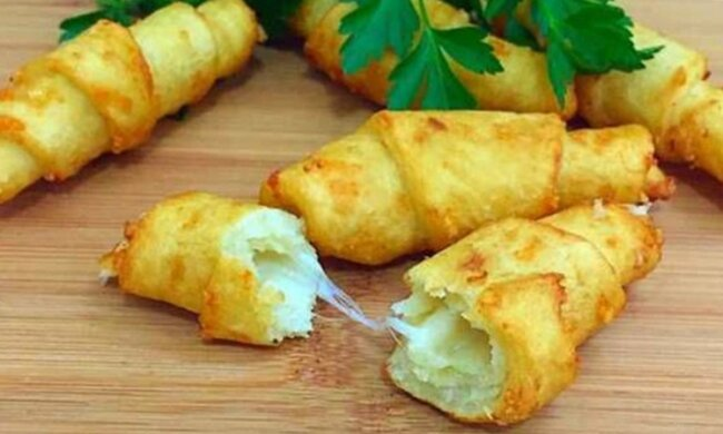 Bramborový rohlík: vydatná a chutná jídla z brambor a sýrů