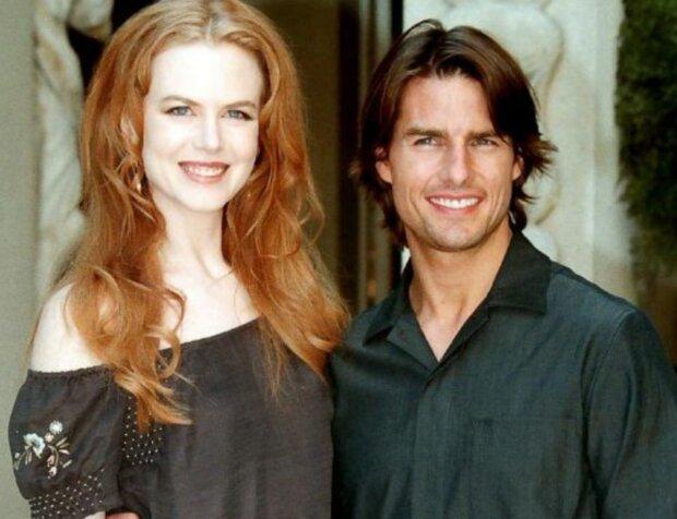 Nicole Kidman a Tom Cruise. Foto: snímek obrazovky YouTube