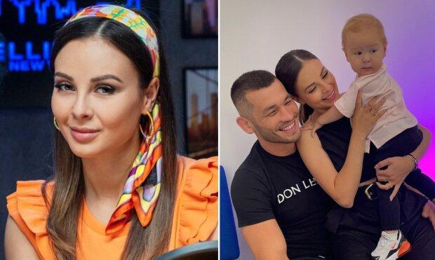 """""""Dělá to pro nás, pro rodinu, pro dceru Ruminku"""":  Monika Bagárová je na svého partnera pyšná. Čemu se jejich tatínek věnuje"""