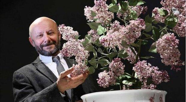 Porcelánové květiny Vladimíra Kaňevského: jeho květiny zdobí domy nejbohatších lidí světa