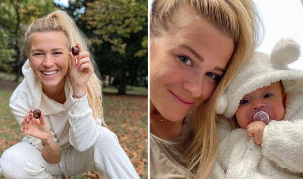 """""""Ella to zvládla lépe, než já"""": Dcera Veroniky Kopřivové je prý skvělý parťák. Slova o jejich společném soužití"""