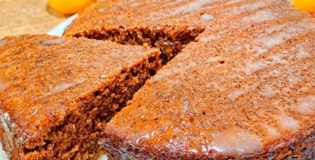 """Prostý domácí čokoládový dort: """"Výjimečná chuť s notami pomeranče"""""""
