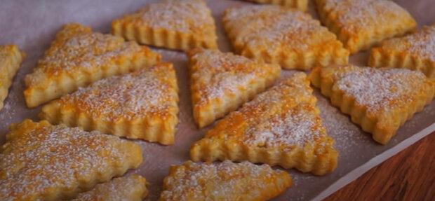 """Domácí pečivo na kyselé smetaně za 10 minut: """"Jednoduchý recept sušenek, které si oblibili mnozí"""""""