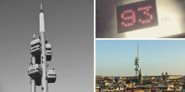 Nejškaredší budova v Evropě, screen Instagram