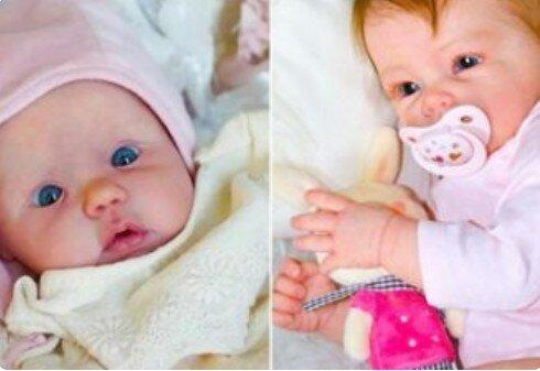 """""""Sen každé dívky"""": realistické dětské panenky-nemluvňata"""