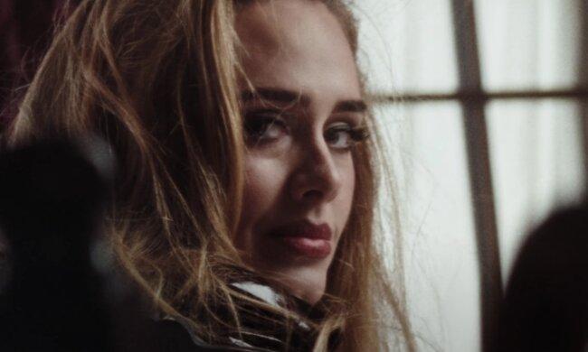 Adele. Foto: snímek obrazovky YouTube