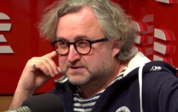 Jan Hřebejk. Foto: snímek obrazovky YouTube