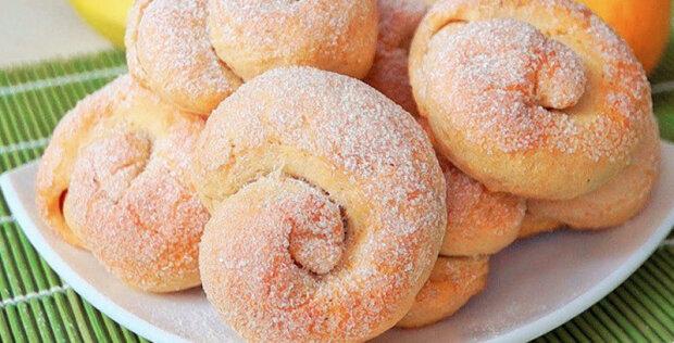 Levné domácí sušenky na kefírovém mléku. Sušenky k čaji narychlo