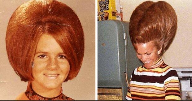 Účesy, které byly na vrcholu módy v 60. letech a dnes vypadají směšně