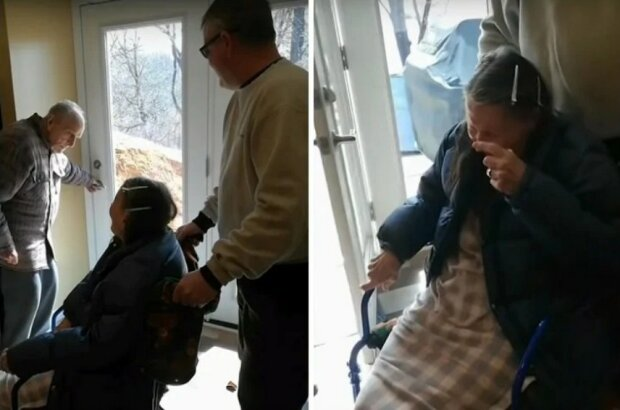 Syn neposlal své rodiče do domova seniorů, ale poslal do sklepa svého domu