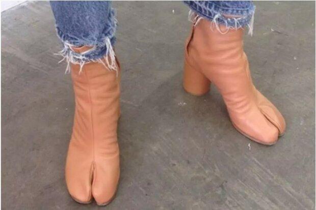 """""""Návrháři se zbláznili"""": podivné a směšné boty, které se těžko nosí v každodenním životě"""