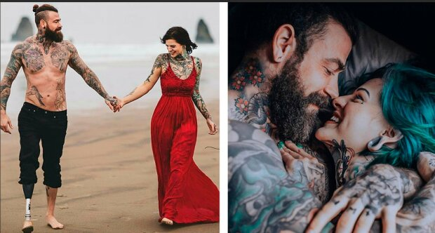 Mimořádný pár, který obdivuje svou lásku a postoj k životu
